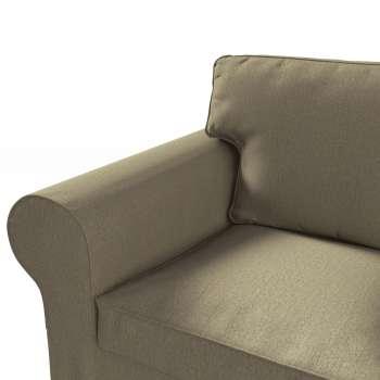 Potah na pohovku IKEA  Ektorp 3-místná, rozkládací STARÝ MODEL pohovka Ektorp 3-místná rozkládací v kolekci Chenille , látka: 702-21