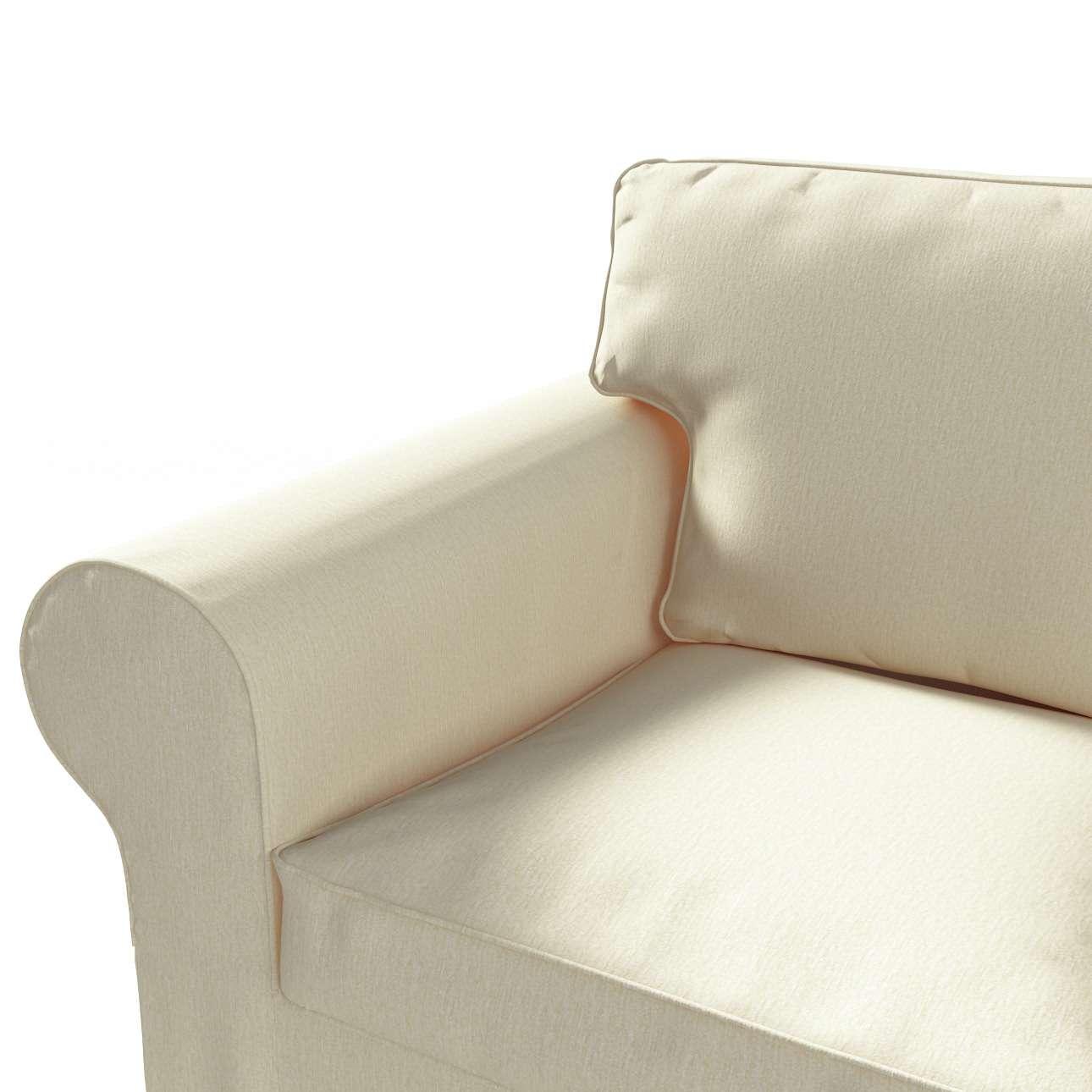 Pokrowiec na sofę Ektorp 3-osobową, rozkładaną, PIXBO w kolekcji Chenille, tkanina: 702-22