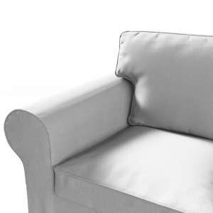 Pokrowiec na sofę Ektorp 3-osobową, rozkładaną STARY MODEL Sofa Ektorp 3-osobowa rozkładana w kolekcji Chenille, tkanina: 702-23