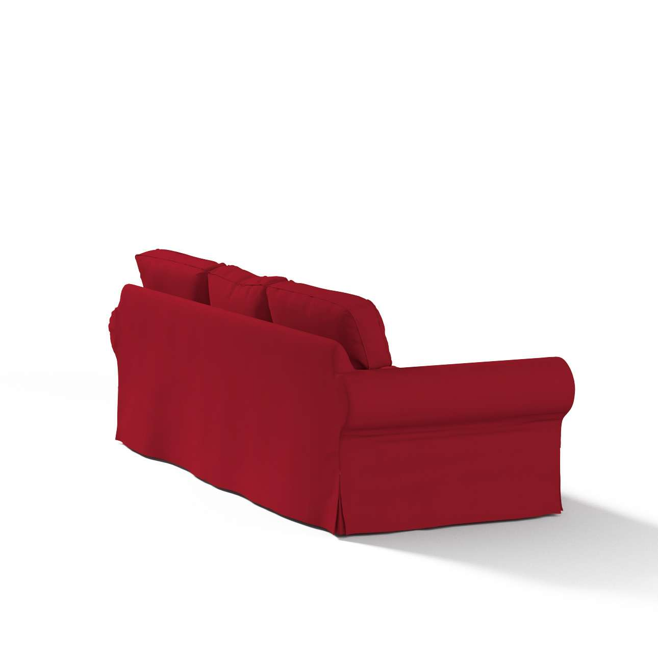 Ektorp 3-Sitzer Schlafsofabezug, ALTES Modell Sofahusse Ektorp 3-Sitzer Schlafsofa von der Kollektion Chenille , Stoff: 702-24