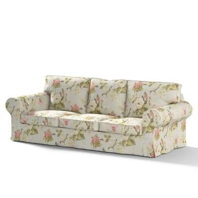 Pokrowiec na sofę Ektorp 3-osobową, rozkładaną, PIXBO w kolekcji Londres, tkanina: 123-65