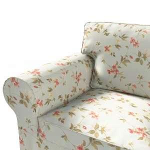 Pokrowiec na sofę Ektorp 3-osobową, rozkładaną STARY MODEL Sofa Ektorp 3-osobowa rozkładana w kolekcji Londres, tkanina: 124-65