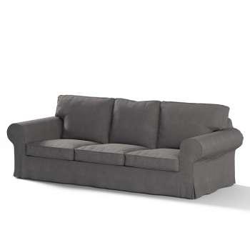 Pokrowiec na sofę Ektorp 3-osobową, rozkładaną STARY MODEL Sofa Ektorp 3-osobowa rozkładana w kolekcji Etna , tkanina: 705-35