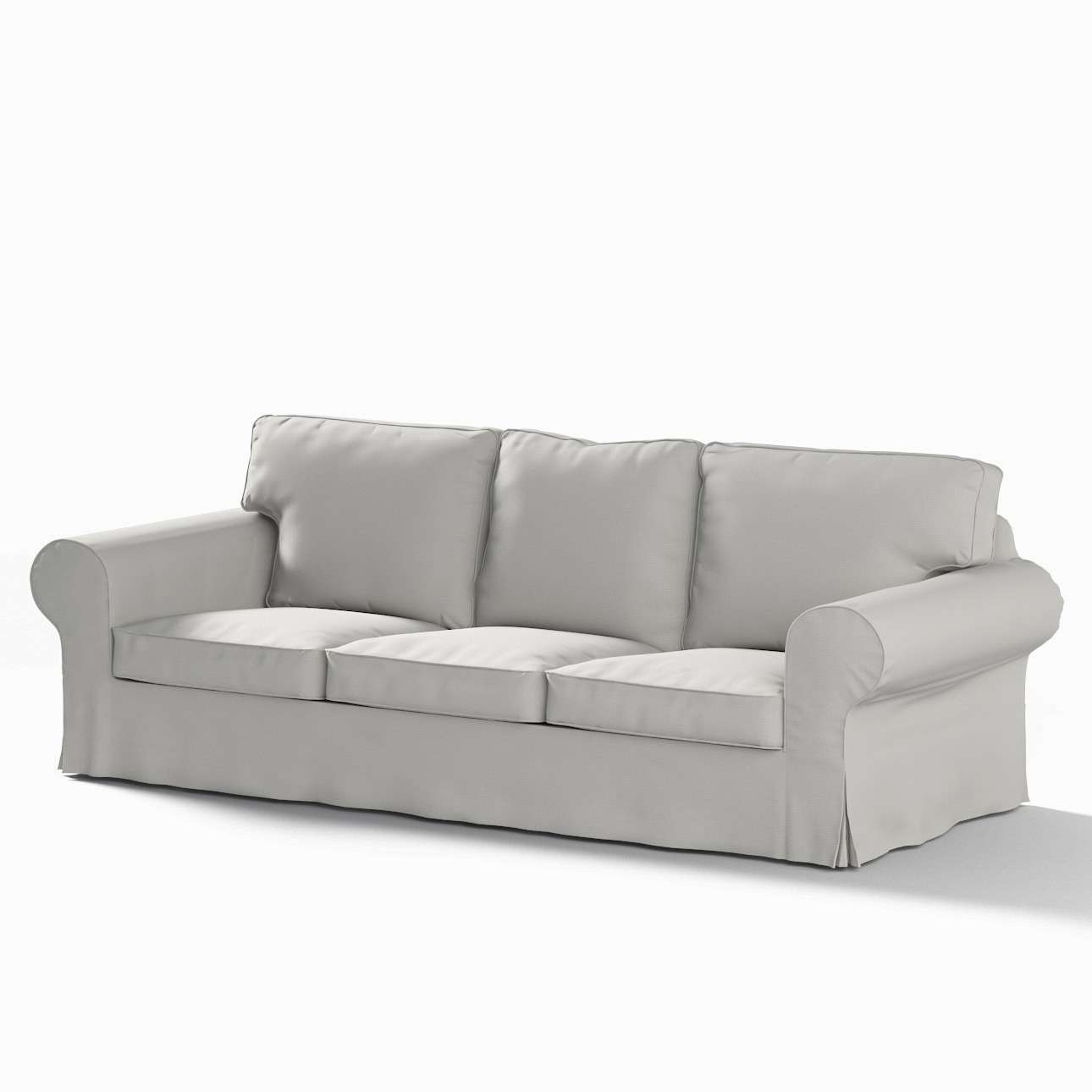 Pokrowiec na sofę Ektorp 3-osobową, rozkładaną STARY MODEL Sofa Ektorp 3-osobowa rozkładana w kolekcji Etna , tkanina: 705-90