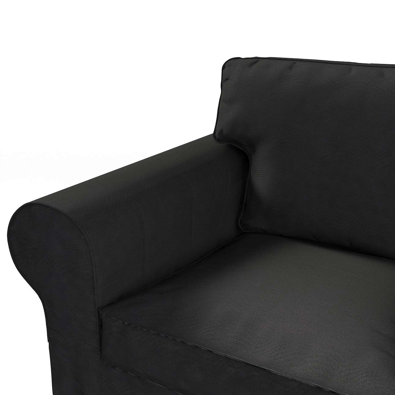 Pokrowiec na sofę Ektorp 3-osobową, rozkładaną, PIXBO w kolekcji Etna, tkanina: 705-00