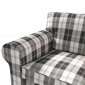 Ektorp 3-Sitzer Schlafsofabezug, ALTES Modell Sofahusse Ektorp 3-Sitzer Schlafsofa von der Kollektion Edinburgh , Stoff: 115-74