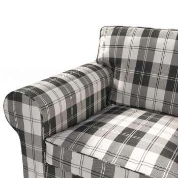 Pokrowiec na sofę Ektorp 3-osobową, rozkładaną STARY MODEL Sofa Ektorp 3-osobowa rozkładana w kolekcji Edinburgh, tkanina: 115-74
