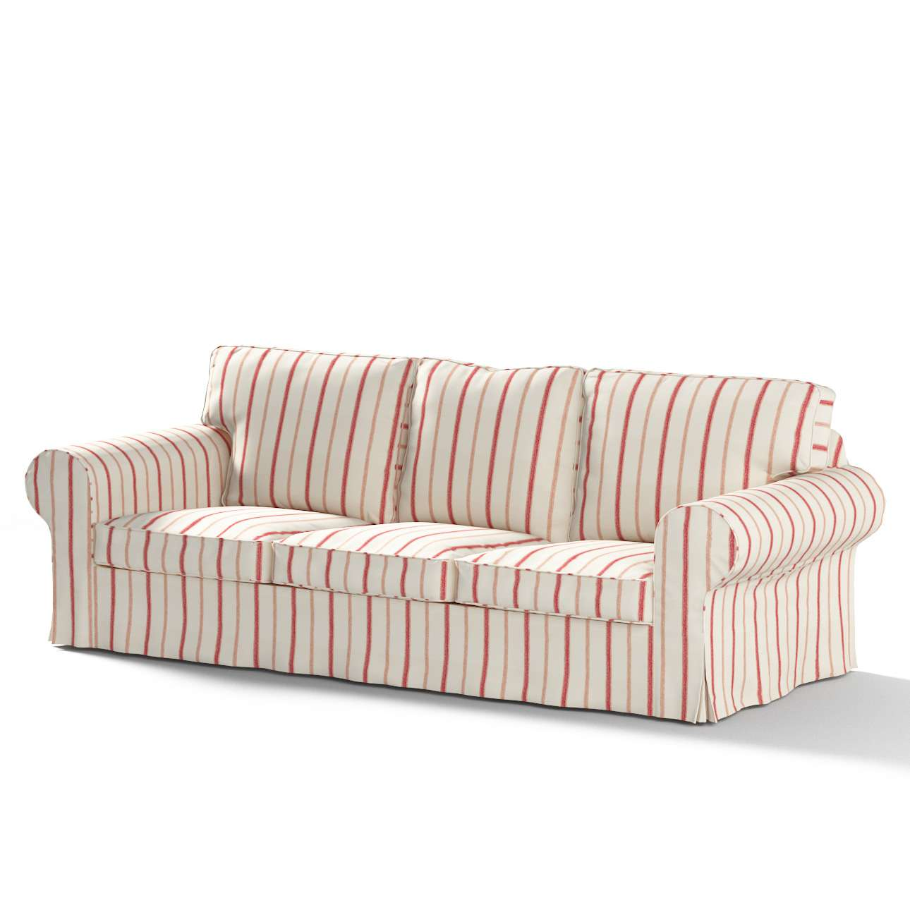 Ektorp 3-Sitzer Schlafsofabezug, ALTES Modell von der Kollektion Avinon, Stoff: 129-15