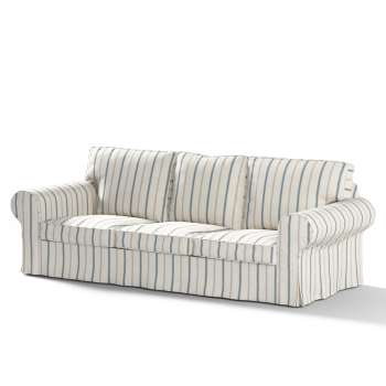 Ektorp trivietės sofos-lovos užvalkalas Ektorp trivietė sofa-lova kolekcijoje Avinon, audinys: 129-66