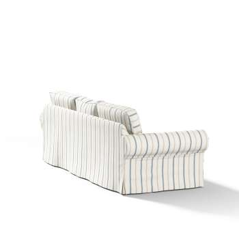Pokrowiec na sofę Ektorp 3-osobową, rozkładaną STARY MODEL w kolekcji Avinon, tkanina: 129-66