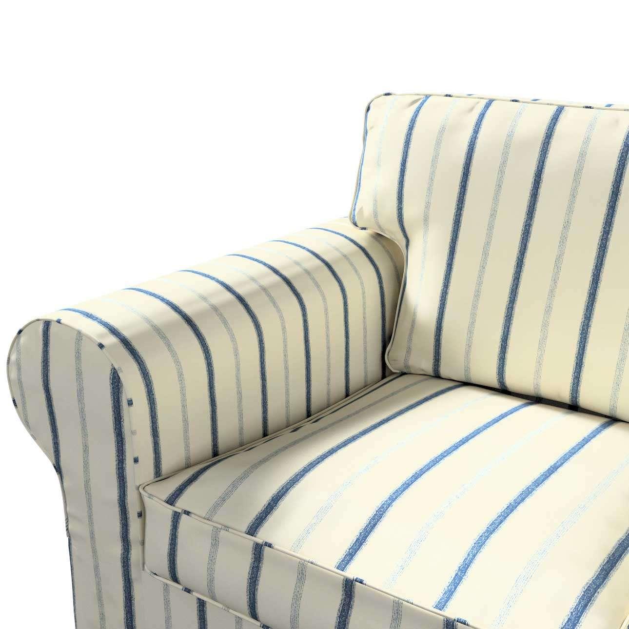 Ektorp 3-Sitzer Schlafsofabezug, ALTES Modell von der Kollektion Avinon, Stoff: 129-66