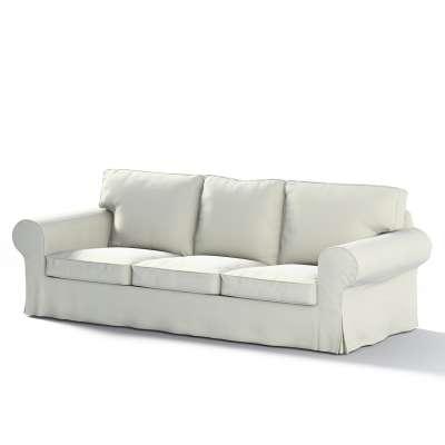 Ektorp trivietės sofos-lovos užvalkalas 704-10 Kreminė Kolekcija Velvetas/Aksomas
