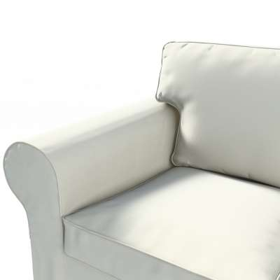 Pokrowiec na sofę Ektorp 3-osobową, rozkładaną, PIXBO w kolekcji Velvet, tkanina: 704-10