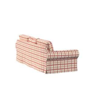 Ektorp 3-Sitzer Schlafsofabezug, ALTES Modell Sofahusse Ektorp 3-Sitzer Schlafsofa von der Kollektion Avinon, Stoff: 131-15
