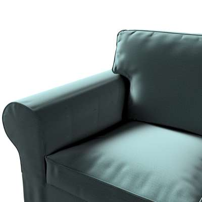 Pokrowiec na sofę Ektorp 3-osobową, rozkładaną, PIXBO w kolekcji Ingrid, tkanina: 705-36