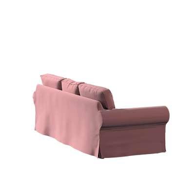 Pokrowiec na sofę Ektorp 3-osobową, rozkładaną, PIXBO w kolekcji Ingrid, tkanina: 705-38