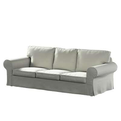 Pokrowiec na sofę Ektorp 3-osobową, rozkładaną, PIXBO w kolekcji Ingrid, tkanina: 705-41