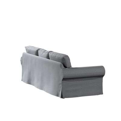 Pokrowiec na sofę Ektorp 3-osobową, rozkładaną, PIXBO w kolekcji Amsterdam, tkanina: 704-47