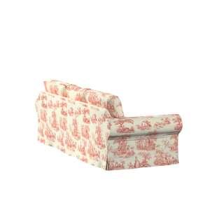 Ektorp 3-Sitzer Schlafsofabezug, ALTES Modell Sofahusse Ektorp 3-Sitzer Schlafsofa von der Kollektion Avinon, Stoff: 132-15
