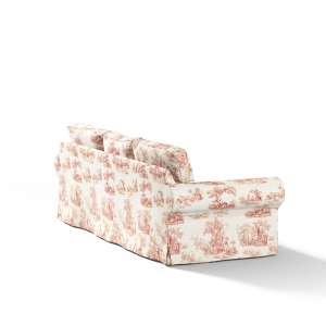 Potah na pohovku IKEA  Ektorp 3-místná, rozkládací STARÝ MODEL pohovka Ektorp 3-místná rozkládací v kolekci Avignon, látka: 132-15