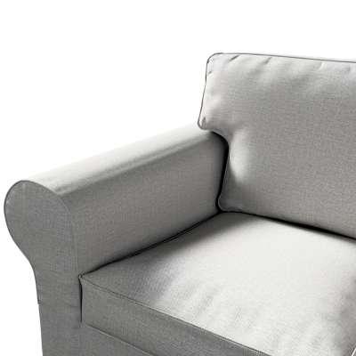Pokrowiec na sofę Ektorp 3-osobową, rozkładaną, PIXBO w kolekcji Living II, tkanina: 160-89