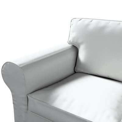 Pokrowiec na sofę Ektorp 3-osobową, rozkładaną, PIXBO w kolekcji Living, tkanina: 161-18