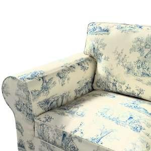 Ektorp trivietės sofos-lovos užvalkalas Ektorp trivietė sofa-lova kolekcijoje Avinon, audinys: 132-66