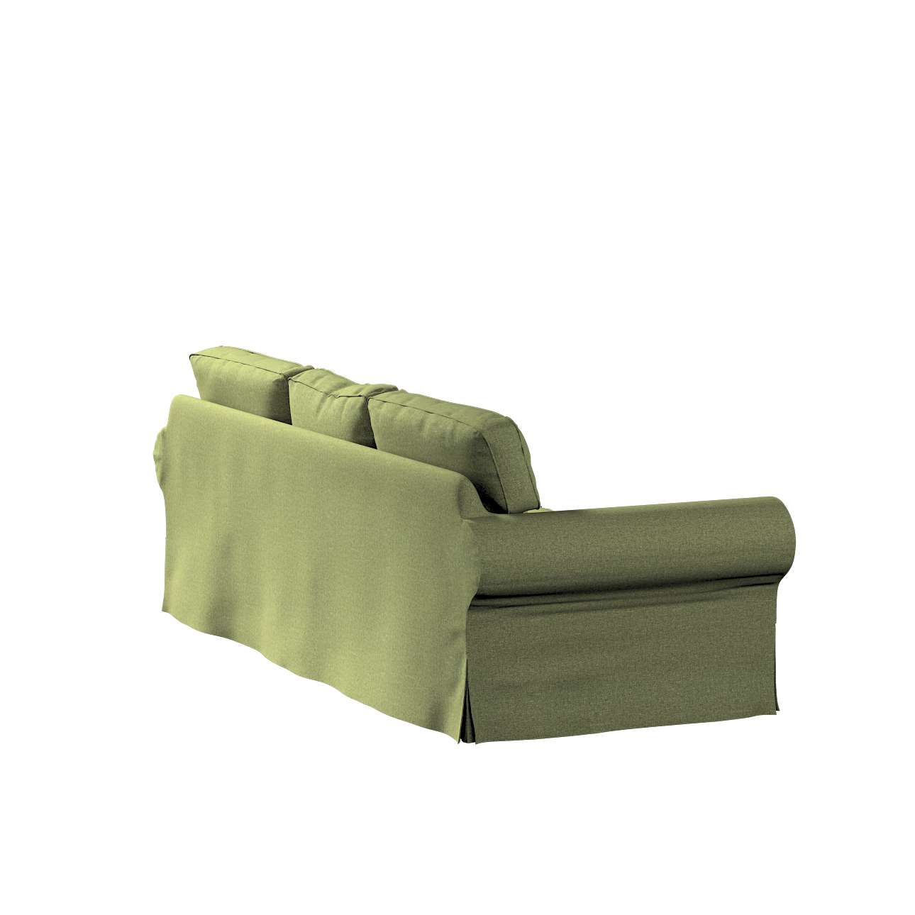 Pokrowiec na sofę Ektorp 3-osobową, rozkładaną, PIXBO w kolekcji Madrid, tkanina: 161-22