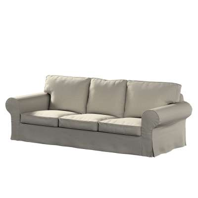 Pokrowiec na sofę Ektorp 3-osobową, rozkładaną, PIXBO w kolekcji Madrid, tkanina: 161-23
