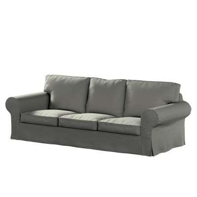 Pokrowiec na sofę Ektorp 3-osobową, rozkładaną, PIXBO w kolekcji Etna, tkanina: 161-25