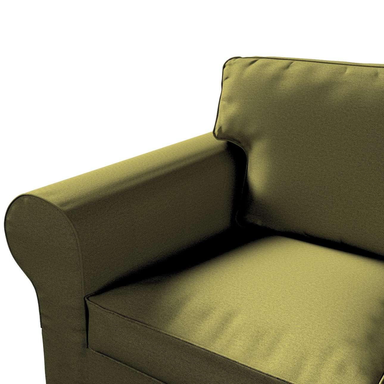 Pokrowiec na sofę Ektorp 3-osobową, rozkładaną, PIXBO w kolekcji Etna, tkanina: 161-26