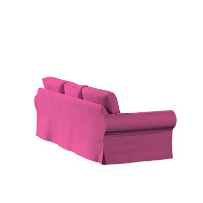 Pokrowiec na sofę Ektorp 3-osobową, rozkładaną, PIXBO w kolekcji Living II, tkanina: 161-29