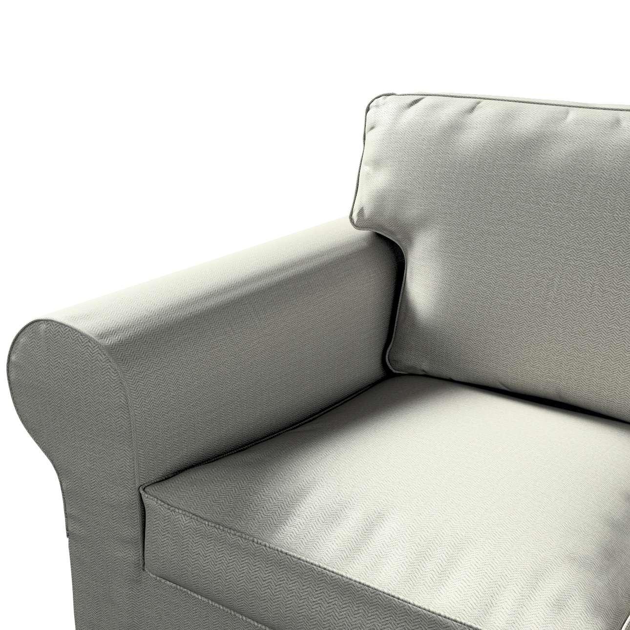 Pokrowiec na sofę Ektorp 3-osobową, rozkładaną, PIXBO w kolekcji Bergen, tkanina: 161-83