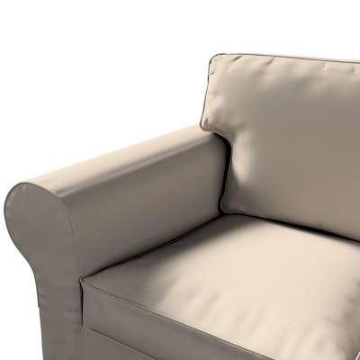 Pokrowiec na sofę Ektorp 3-osobową, rozkładaną, PIXBO w kolekcji Living, tkanina: 161-53