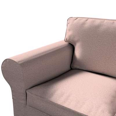 Pokrowiec na sofę Ektorp 3-osobową, rozkładaną, PIXBO w kolekcji Madrid, tkanina: 161-88