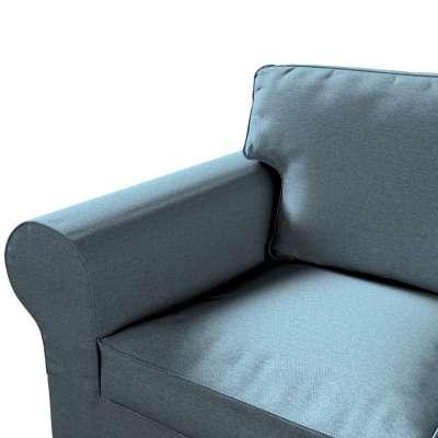 Pokrowiec na sofę Ektorp 3-osobową, rozkładaną, PIXBO w kolekcji Madrid, tkanina: 161-90