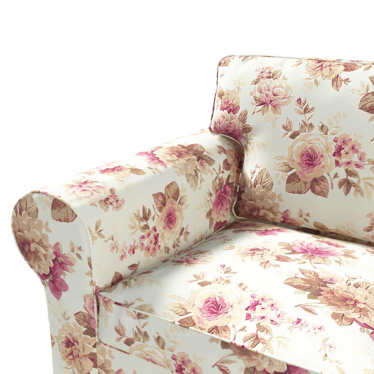 Pokrowiec na sofę Ektorp 2-osobową, rozkładaną STARY MODEL w kolekcji Mirella, tkanina: 141-06