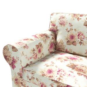 Pokrowiec na sofę Ektorp 2-osobową, rozkładaną STARY MODEL Sofa Ektorp 2-osobowa rozkładana w kolekcji Mirella, tkanina: 141-06