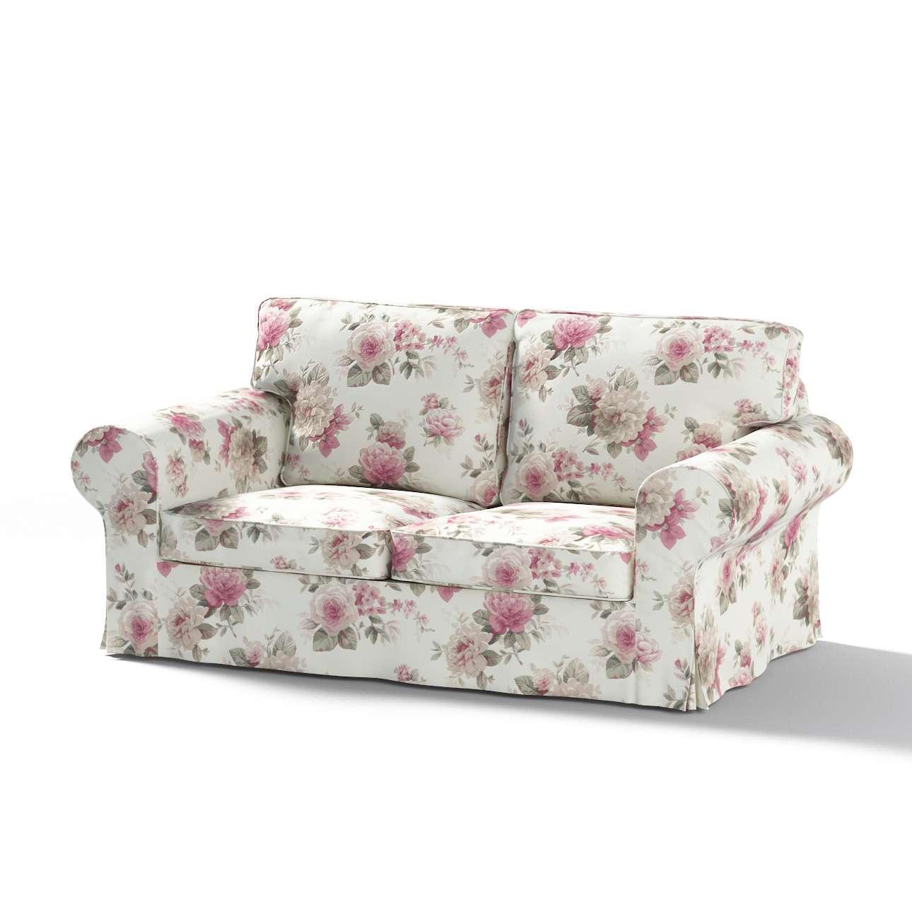 Pokrowiec na sofę Ektorp 2-osobową, rozkładaną STARY MODEL Sofa Ektorp 2-osobowa rozkładana w kolekcji Mirella, tkanina: 141-07