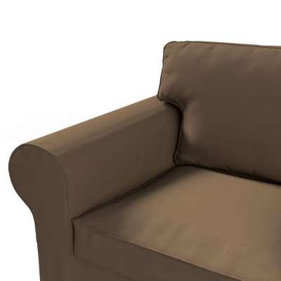 Pokrowiec na sofę Ektorp 2-osobową, rozkładaną, model do 2012 w kolekcji Cotton Panama, tkanina: 702-02