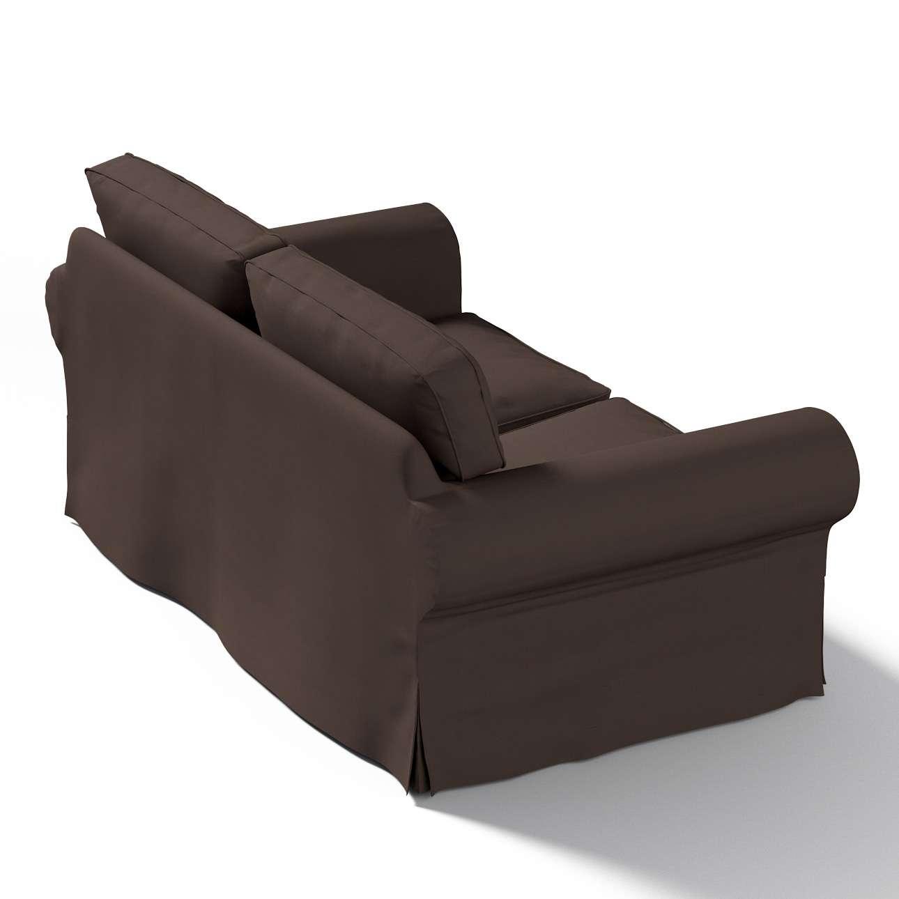 Pokrowiec na sofę Ektorp 2-osobową, rozkładaną STARY MODEL Sofa Ektorp 2-osobowa rozkładana w kolekcji Cotton Panama, tkanina: 702-03