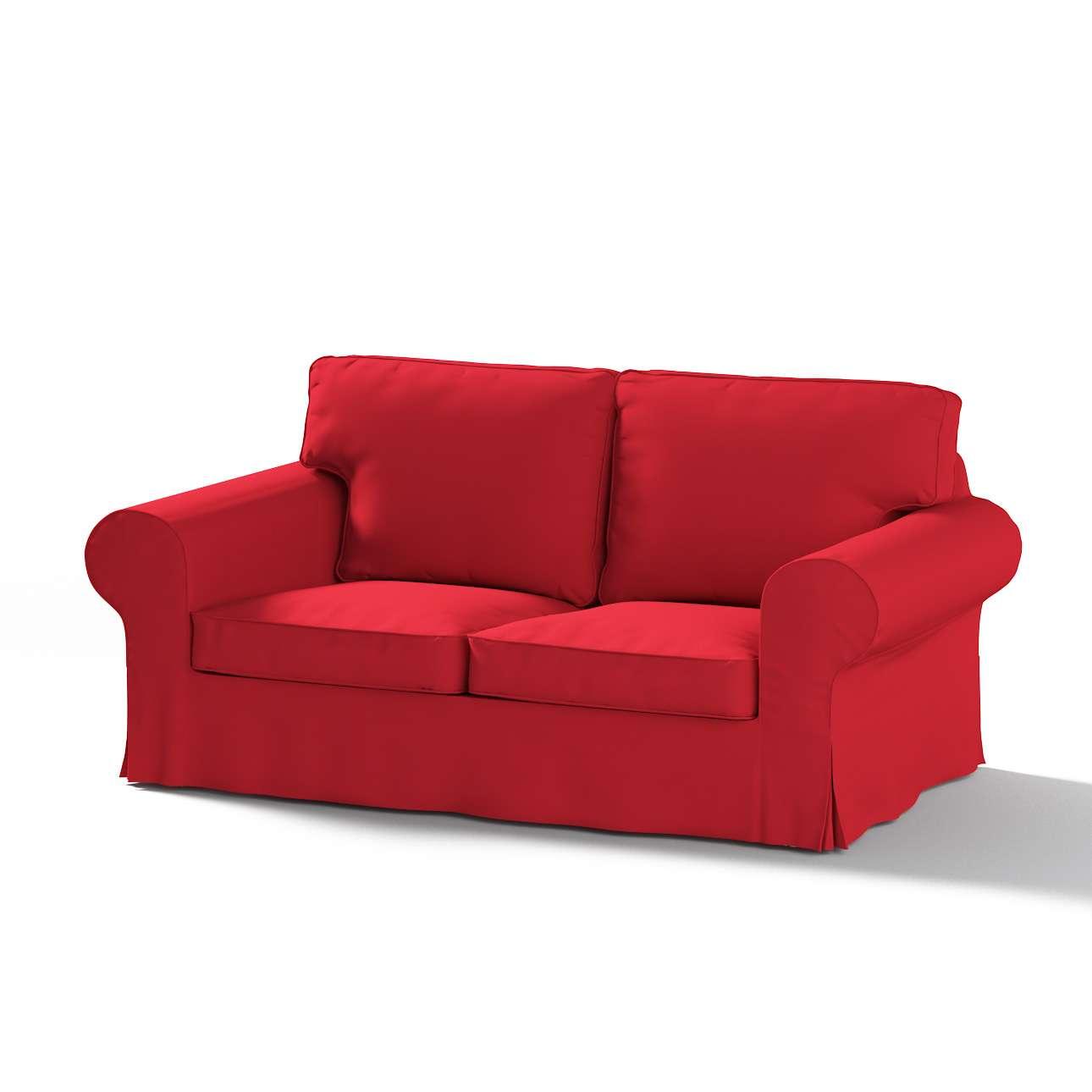Ektorp 2 sæder sovesofa gammel model<br/>Bredde ca 195cm Betræk uden sofa fra kollektionen Cotton Panama, Stof: 702-04