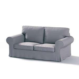 Pokrowiec na sofę Ektorp 2-osobową, rozkładaną STARY MODEL Sofa Ektorp 2-osobowa rozkładana w kolekcji Cotton Panama, tkanina: 702-07