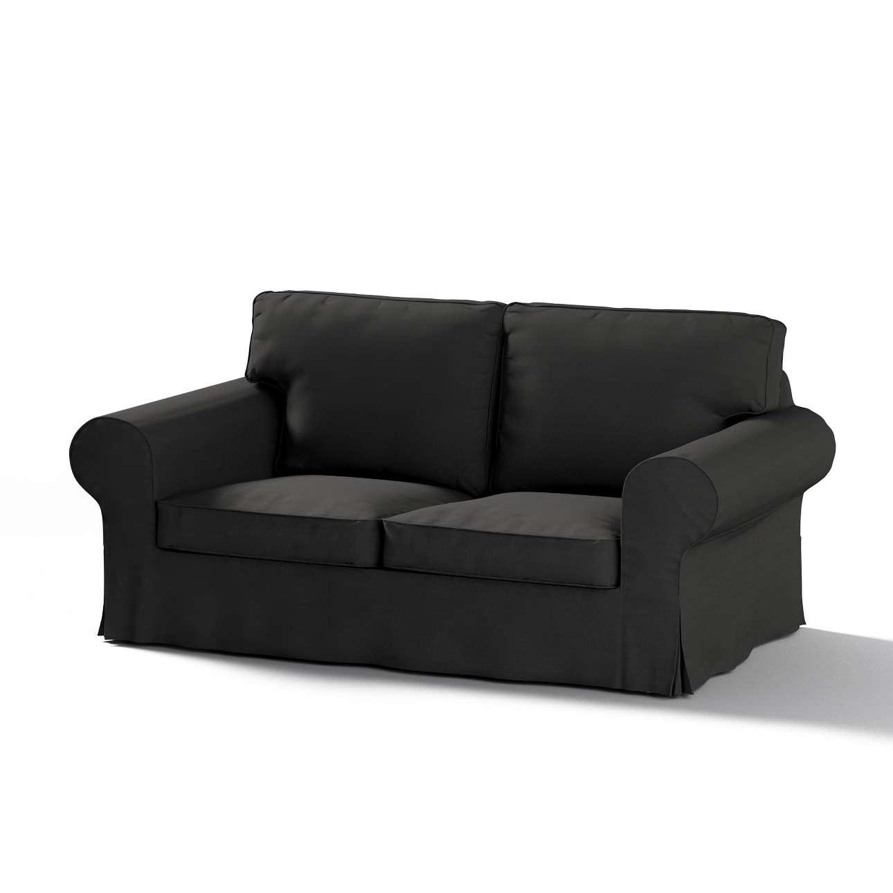 Ektorp 2 sæder sovesofa gammel model<br/>Bredde ca 195cm Betræk uden sofa fra kollektionen Cotton Panama, Stof: 702-08