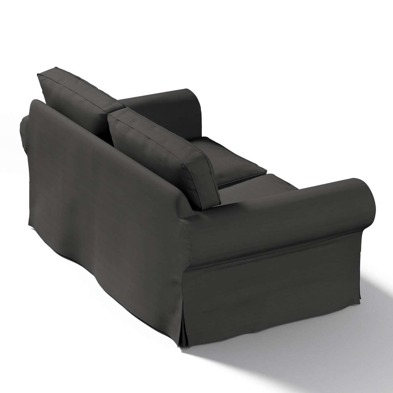 Pokrowiec na sofę Ektorp 2-osobową, rozkładaną, model do 2012 w kolekcji Cotton Panama, tkanina: 702-08