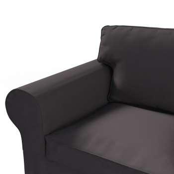 Pokrowiec na sofę Ektorp 2-osobową, rozkładaną STARY MODEL w kolekcji Cotton Panama, tkanina: 702-09