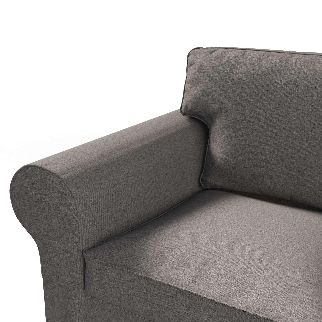 Potah na pohovku IKEA  Ektorp 2-místná, rozkládací, STARÝ MODEL pohovka Ektorp 2-místná rozkládací v kolekci Edinburgh, látka: 115-77