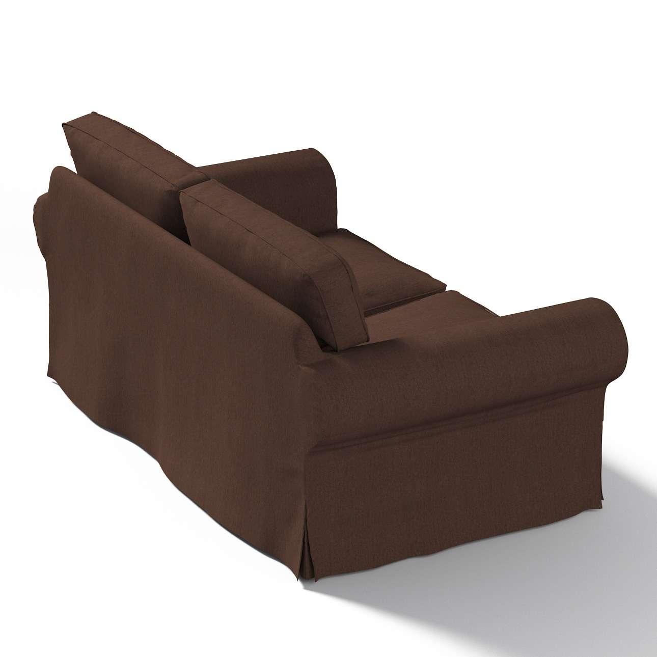 Pokrowiec na sofę Ektorp 2-osobową, rozkładaną STARY MODEL Sofa Ektorp 2-osobowa rozkładana w kolekcji Chenille, tkanina: 702-18