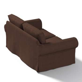 Pokrowiec na sofę Ektorp 2-osobową, rozkładaną, model do 2012 w kolekcji Chenille, tkanina: 702-18