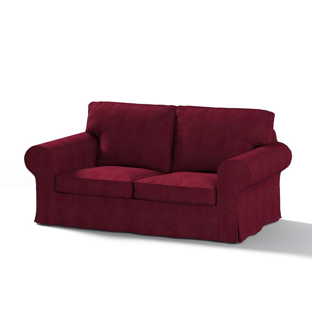 Potah na pohovku IKEA  Ektorp 2-místná, rozkládací, STARÝ MODEL pohovka Ektorp 2-místná rozkládací v kolekci Chenille , látka: 702-19